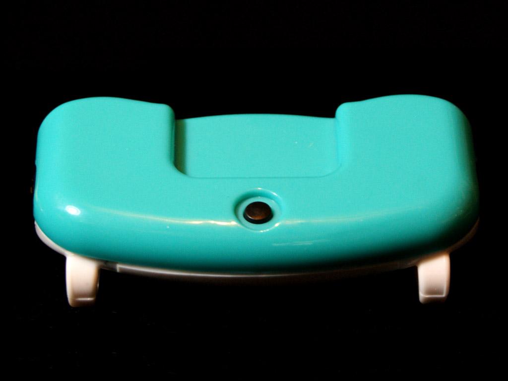Feel Bright Light Jazz - Aqua Bottom