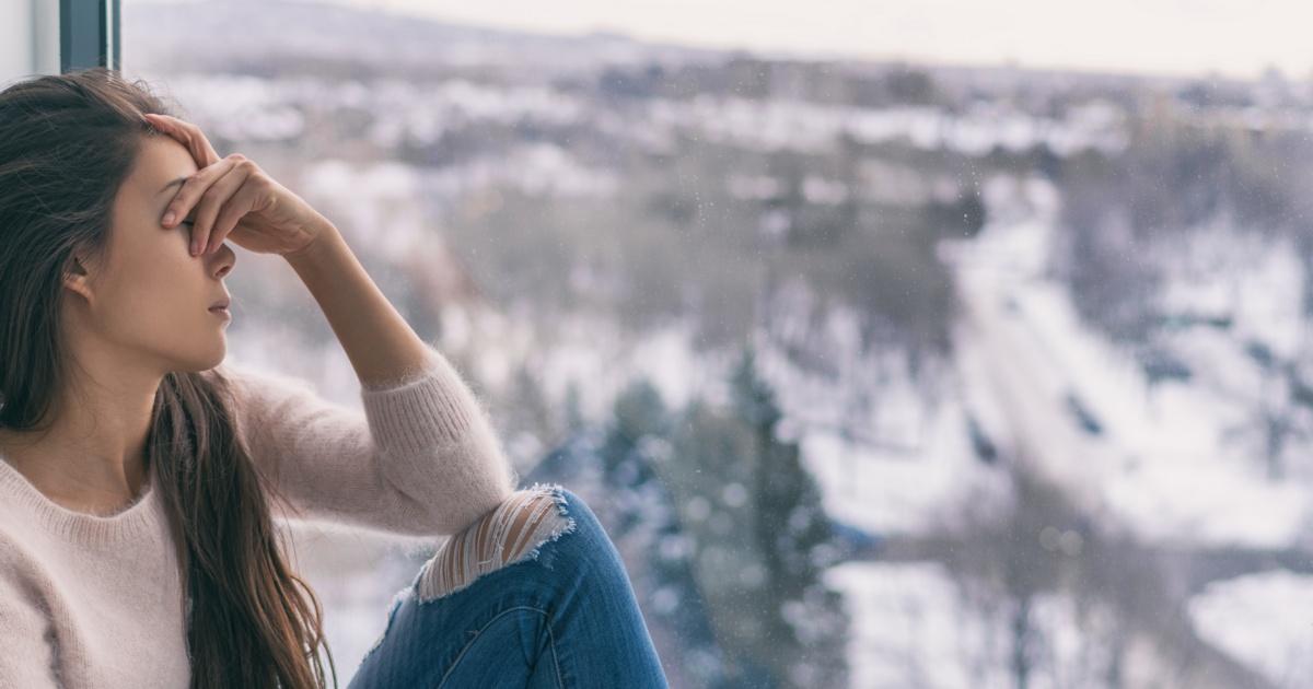 winter blues symptoms
